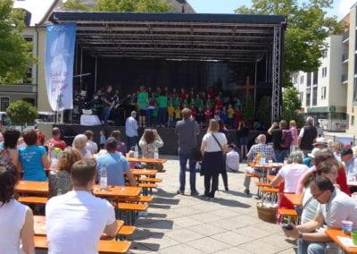 Kinderchor 150 Jahre Stadt Neu-Ulm