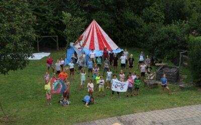 5 Tage Zeltlager in Pfuhl | Wir sind dankbar