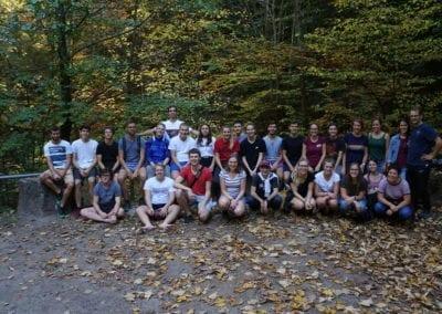 Gruppenbild Jugendkreis