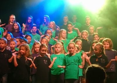 Musical der Pfuhler Kids