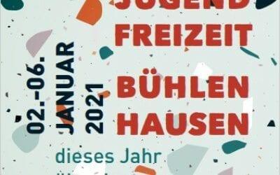 Jugendfreizeit in Bühlenhausen | 02.01.-06.01.2021