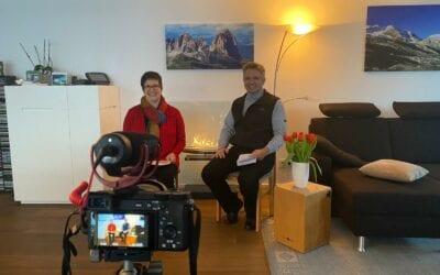 Valentinstag Spezial: Paar Oase mit Reinhard und Ruth Krämer | Online mit Aktivteil