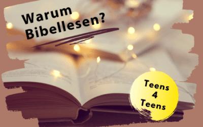 Bibelleseplan | Warum Bibellesen