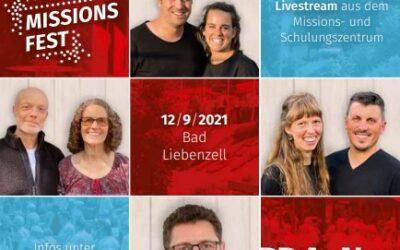 Herbstmissionsfest der LM | 12.09.2021